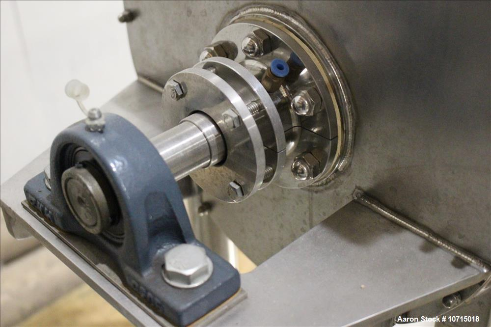 NEW- Paul O Abbe Model IMB-1. 1 Cubic Foot Ribbon Blender.