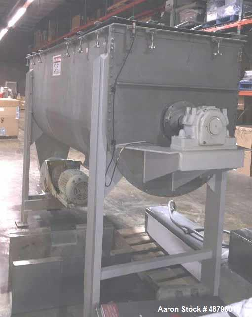 Used- JH Day Double Ribbon Blender.