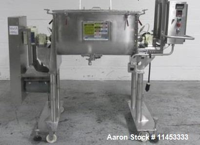 Used- Littleford Day Ribbon Blender