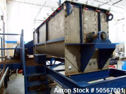 Used- Ribbon Blender, 100 Cubic Feet.