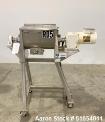 Used- Charles Ross Ribbon Blender, Model 42A-1/2