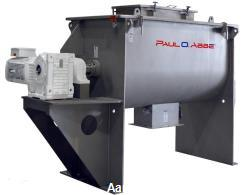 New- Paul O. Abbe Model RB-265 Ribbon Blender. 265 Cubic Foot working capacity. 289 Cubic Foot total volume. Type 304 stainl...