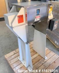 Used-Ross 42N-1S 1 Cu. Ft. 304 Stainless Steel Ribbon Blender