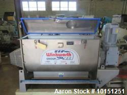 Used- Winkworth Spiral Ribbon Blender, Model UT460