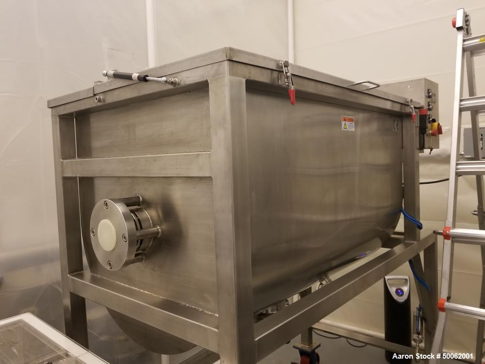 Used- Double Ribbon Blender