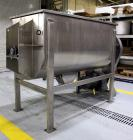 NEW- Aaron Process IMB-100. 100 Cubic Foot Ribbon Blender
