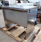 Used- Bcast Double Spiral Ribbon Blender, Model BC-RBNBLNDR10CU
