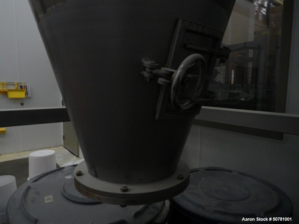 Unused - Vortex Mixing Technology Vertical Conical Ribbon Blender