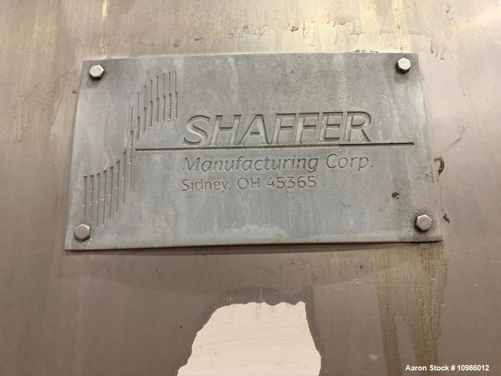Used- Shaffer Single Arm Sigma Mixer