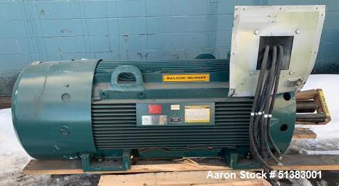 Used- Baldor 400 HP Inverter Duty Motor