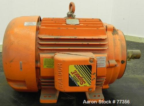 Used- Baldor Motor. 60 HP, 3/60/460 Volt, 1780