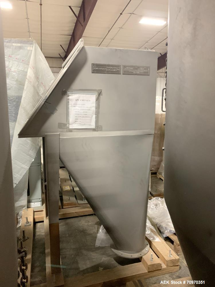 American Process Bag Dump System for Powder Products
