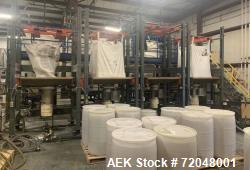 Used- Adjustable Bulk Bag Unloading Station