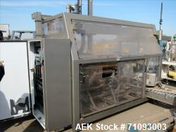 Blueprint Automation Model RPP Bag-In-Box Inserter. Has Robotic pick and place mechanism. (4) Emerso...