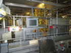 Used- Automatic 50 Pound Cube Filling Line