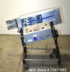 Used- Bosch Doboy B-500M Horizontal Mount, Validatable Band Sealer with Trimmer.