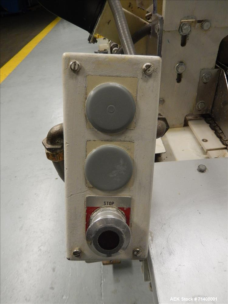 Used- Doboy (Bosch) Model GS1000 XL Bag Sealer.