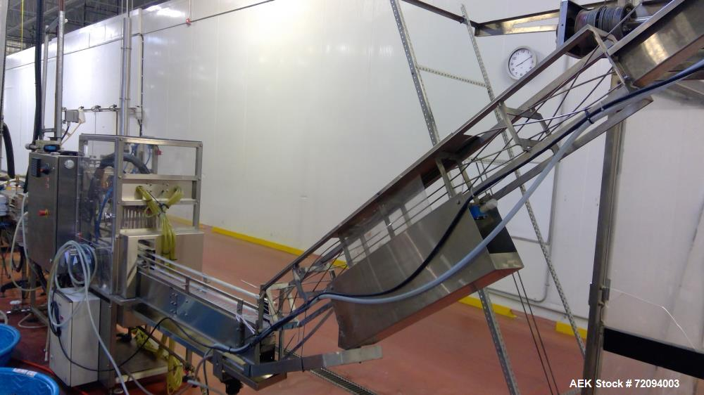 Used- Complete Cask ACS Beer Canning Line