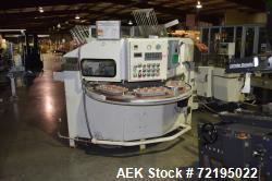 Used- Alloyd Automatic Rotary Blister Sealer