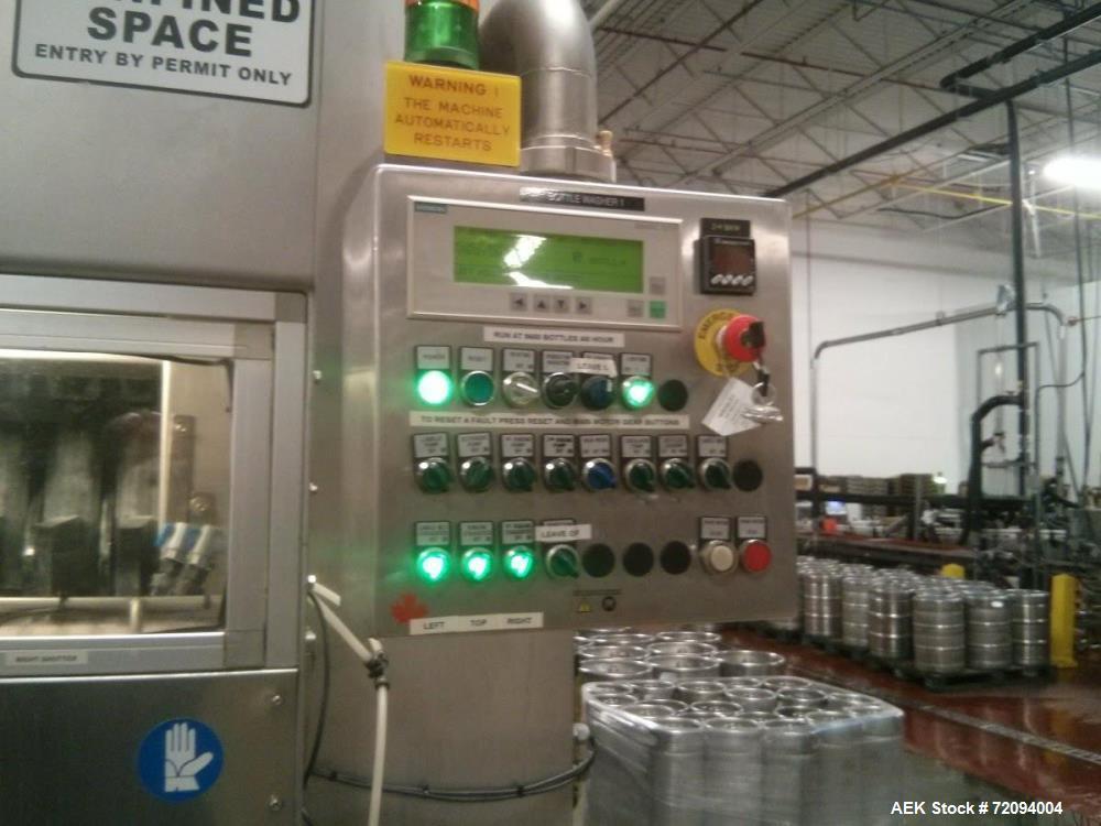 Used- MAG Bottle Washer