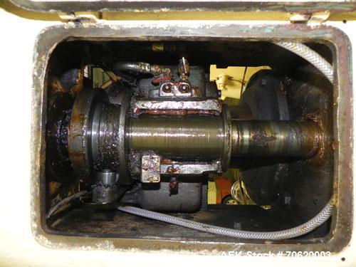 Used- Canco Vacuum Can Seamer, Model 117B