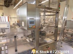 Used-Zalkin TM300 Single-Head Automatic Capper
