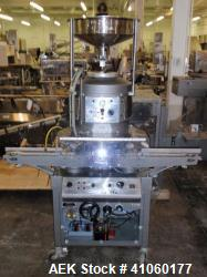 Used- Genesis West High Speed Rotary Vial Crimp Capper