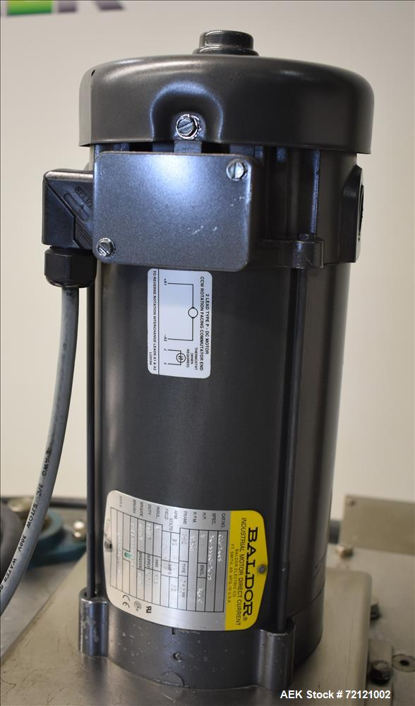 Used- Kaps-ALL FC8 Cap Tightener and Cap Retorquer, Double Belt 13mm - 70mm caps
