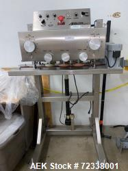 Used-Accutek Semi-Automatic Spindle Capper