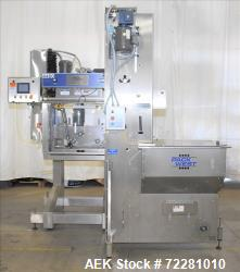 Used- Pack West Model In-Line VS Snap Capper/Dose Cup Applicator.
