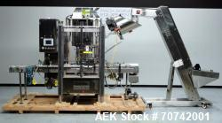 Used- Fowler Zalkin Automatic Rotary Chuck Snap Capper, Model CAS-4/360