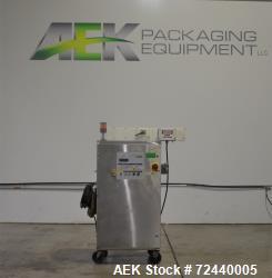 Used- Pillar Technologies Tamper Evident Induction Sealer, Model Foiler F4P101100000. Redi-Seal inverter enclosure. 4,000 Wa...
