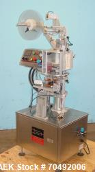 Used- EDT Model 200TB Shrink Sleever Neck Bander