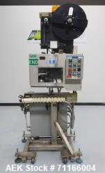 Used- PDC Model 45-M2 Tamper Evident Neck Bander