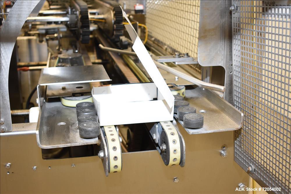 Used- Adco Triseal Carton Closer, Model RAC-120-WD