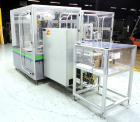 Used- MGS Model TLC Top Load Carton Former with Robotic Pick and Place Unit