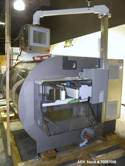 Unused- Bosch CUT120 Automatic Intermittent Motion Horizontal Tuck Cartoner