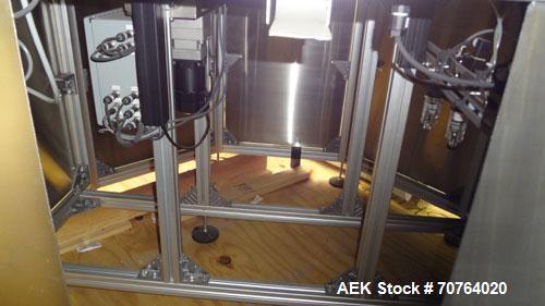 Used- Bosch CUT120 Automatic Intermittent Motion Horizontal Tuck Cartoner
