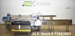 Used- Econocorp Automatic Horizontal Continuous Motion Hot Melt Glue Cartoner