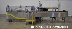 Econocorp Spartan 8263 Automatic Horizontal Glue Cartoner. Capable of speeds up to 30-50 cartons per...