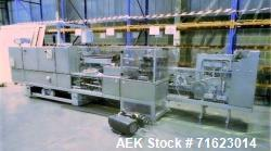 Used-IIWKA Model CPS-R Automatic Horizontal Cartoner. Capable of speeds up to 250 cartons per minute. Has dual blister feede...