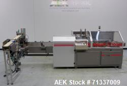 Used- Klockner Model P-5/100 Automatic Horizontal Blister Pack Cartoner