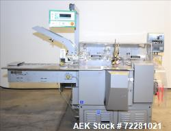 Used- Marchesini Horizontal Cartoner, Model BA100.