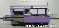 Used- Marchesini Model M 140 Automatic Horizontal Reverse Tuck Cartoner