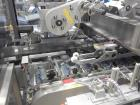 Used- Z Automation Automatic Intermittent Motion Horizontal Cartoner