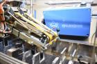 Used- Marchesini Model MA 305 Horizontal Blisterpack Cartoner. Capable of speeds up to 240 cartons per minute. Has 5