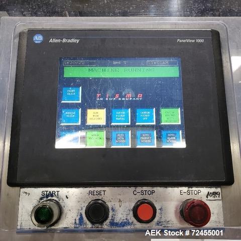 Tisma TC600 Micro Brewery / Beverage Can Cartoner