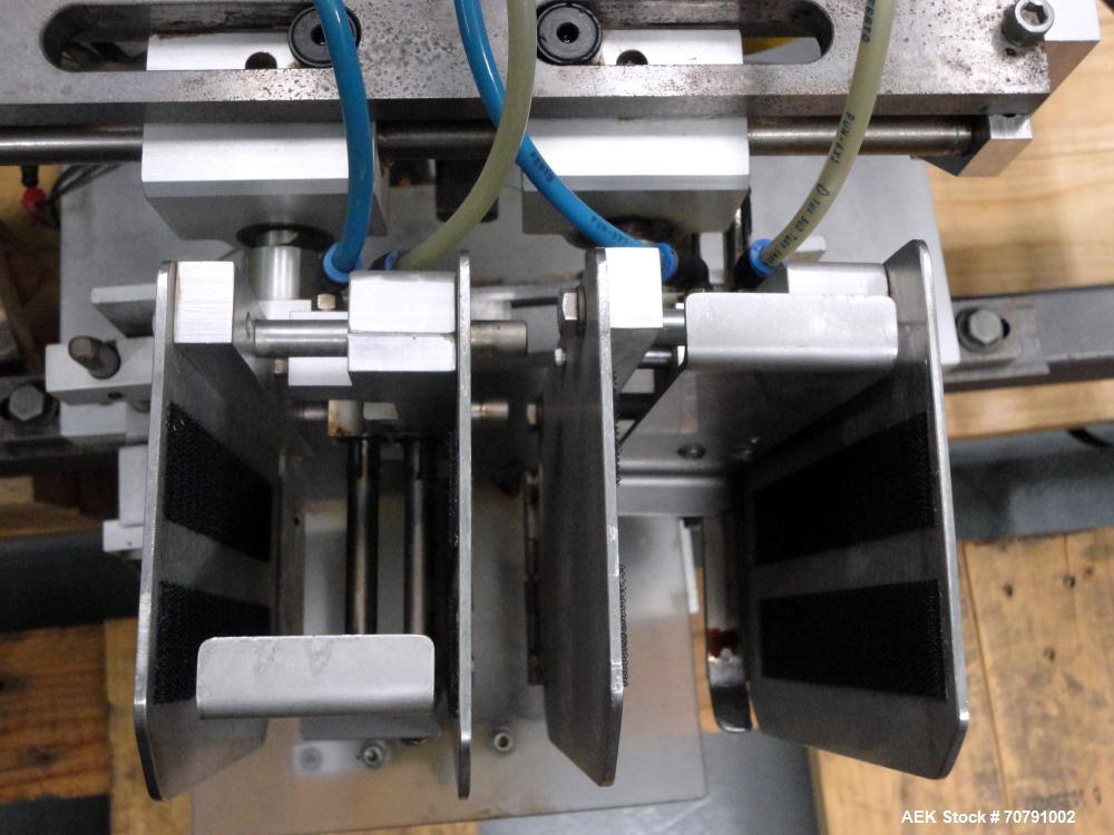Used- Z-Automation Model CH9-401 Hot Melt Glue Horizontal Load Cartoner
