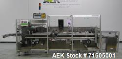 Used- IMA Vertima Vertical Tuck Style Cartoner with Automatic Bottle Loader