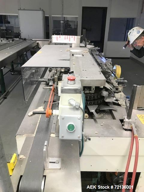 Used-Bivans Packaging Machine